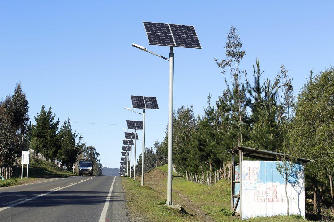 A NOVATEC é líder absoluto em iluminação pública